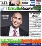 Oakville Beaver, 2 Apr 2015