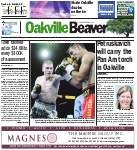 Oakville Beaver, 3 Apr 2015