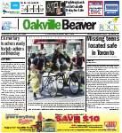Oakville Beaver, 7 May 2015
