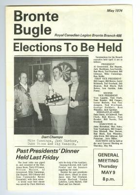 Bronte Bugle, May 1974