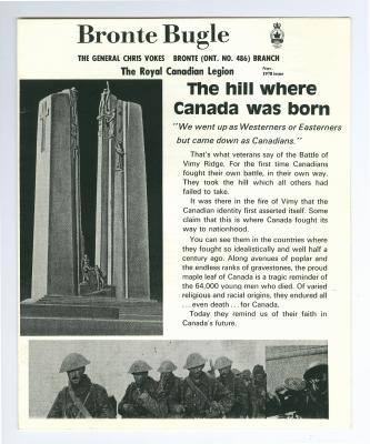 Bronte Bugle, November 1978