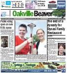 Oakville Beaver, 12 Jun 2015
