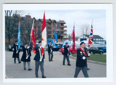 Bronte Legion Remembrance Day Parade