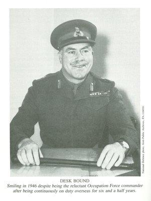 Chris Vokes, 1946