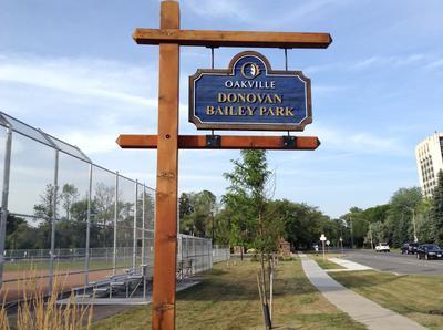 Donovan Bailey Park