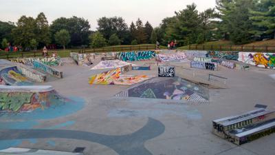 Shell Skate Park