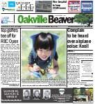 Oakville Beaver, 23 Jul 2015