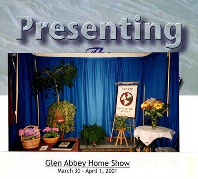 Glen Abbey Home Show
