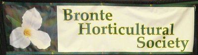 Bronte Horticultural Society