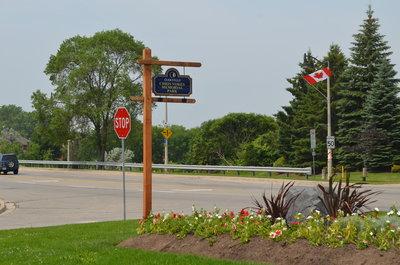 Chris Vokes Memorial Park