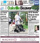 Oakville Beaver, 7 Aug 2015