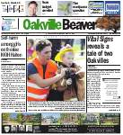 Oakville Beaver, 8 Oct 2015