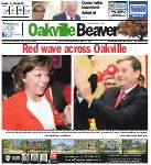 Oakville Beaver, 22 Oct 2015