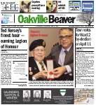 Oakville Beaver, 14 Jan 2016