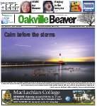 Oakville Beaver, 15 Jan 2016