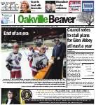Oakville Beaver, 4 Feb 2016