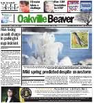 Oakville Beaver, 3 Mar 2016