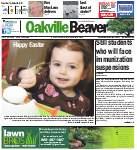 Oakville Beaver, 25 Mar 2016