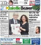 Oakville Beaver, 8 Apr 2016