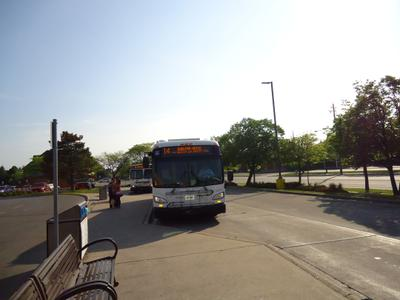 South Oakville Centre-Bus Loop