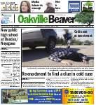 Oakville Beaver, 20 May 2016
