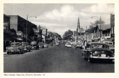 Main Street, Oakville
