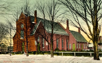 """Methodist Church"", St. John's United"