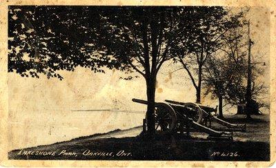 Lakeshore Park, Oakville, Ont