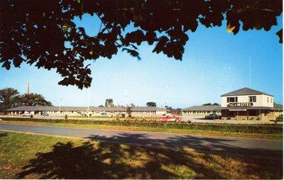Queen Elizabeth Motel