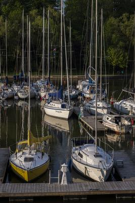 Boats, Oakville Harbour