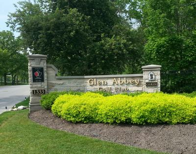 Glen Abbey GC Entrance