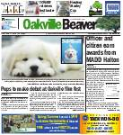 Oakville Beaver, 17 Jun 2016