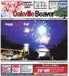 Oakville Beaver, 1 Jul 2016