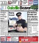Oakville Beaver, 4 Aug 2016