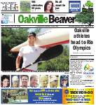 Oakville Beaver, 5 Aug 2016