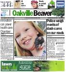 Oakville Beaver, 19 Aug 2016