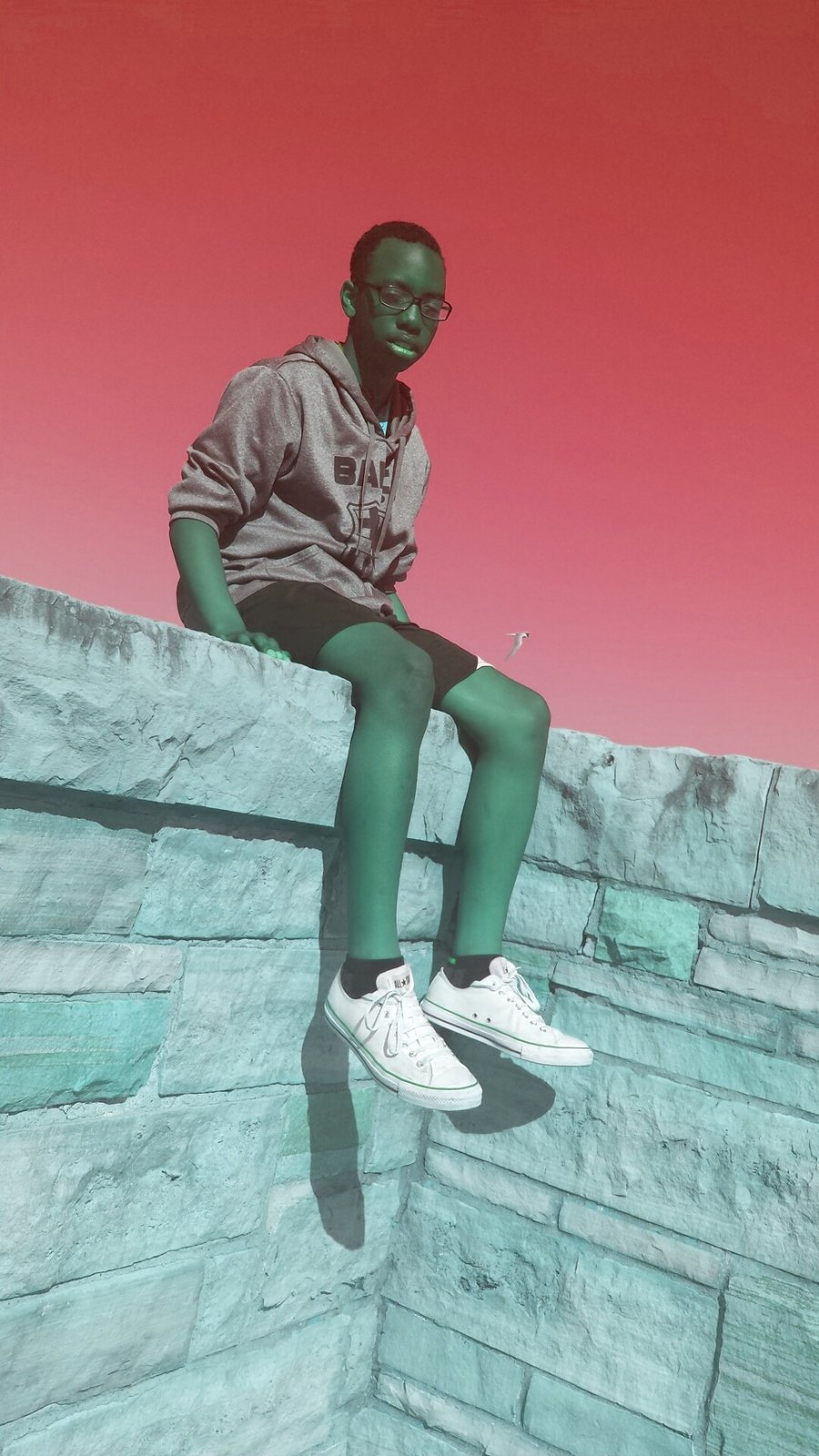 The Coloured Boy