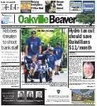 Oakville Beaver, 22 Sep 2016