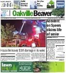 Oakville Beaver, 16 Sep 2016