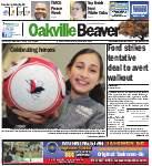 Oakville Beaver, 3 Nov 2016