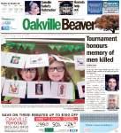 Oakville Beaver, 1 Dec 2016