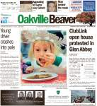 Oakville Beaver, 8 Dec 2016