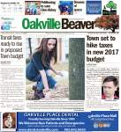 Oakville Beaver, 9 Dec 2016