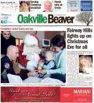 Oakville Beaver, 23 Dec 2016