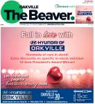 Oakville Beaver, 9 Feb 2017