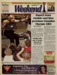 Oakville Beaver, 22 Oct 2000