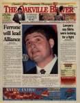 Oakville Beaver, 27 Oct 2000