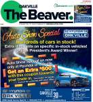 Oakville Beaver, 16 Feb 2017