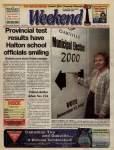 Oakville Beaver, 12 Nov 2000