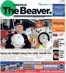 Oakville Beaver, 10 Mar 2017